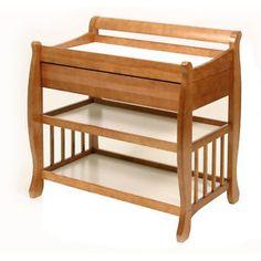 davinci emily 3 drawer changing table oak