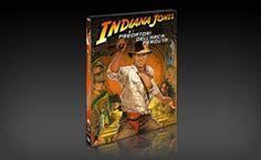 Indiana Jones - la collezione completa in Blu-Ray.