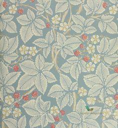 Tapeta William Morris 214698 Archive III - Morris Archive Wallpapers III - Sklep internetowy www.tapety-sklep.com