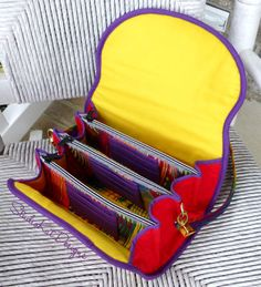 The+Wrapsody+handbag+pattern