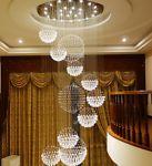 NEW Modern Crystal Ceiling Light Dining Room Lobby Pendant Lamp Chandelier Dining Room Ceiling Lights, Dining Room Lamps, Chandelier In Living Room, Chandelier Ceiling Lights, Dining Room Lighting, Modern Chandelier, Crystal Room, Crystal Ceiling Light, Crystal Pendant Lighting