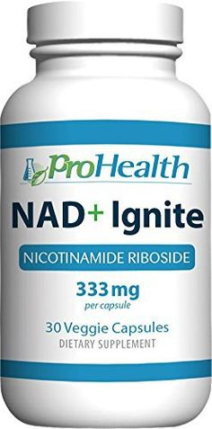 "We developed this product using ChromaDex's patented NIAGEN Nicotinamide Riboside which supports mitochondrial health and the creation of new mitochondria.*   	 		 			 				 					Famous Words of Inspiration...""I made this letter longer than usual because I lack the time to make it... more details at http://supplements.occupationalhealthandsafetyprofessionals.com/vitamins/vitamin-b/b3-niacin/product-review-for-nad-ignite-niagen-333-mg-nicotinamide-riboside-30-veggie-"