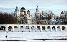 Novgorod: Russia's oldest city has just celebrated its 1150-year anniversary