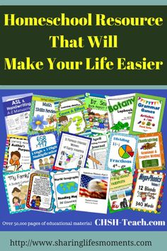 Homeschool Resource That Will Make Your Life Easier