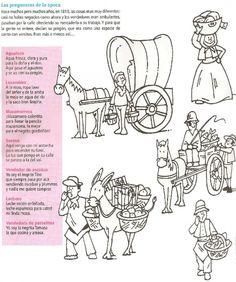 Resultado de imagen para pregones de la epoca colonial