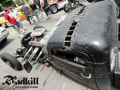 Roadkill Rat Rod - Beatersville Car and Bike Show, Louisville, KY ~ May 26th, 2013 ~ Click Photo for Full Show Coverage