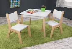 Kidkraft Modern Table and Chair set | Kids Tables & Chairs