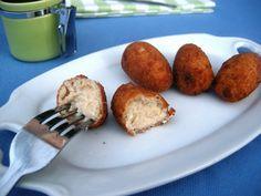 Tía Alia Recetas: Croquetas de pollo...las de toda la vida