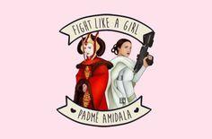 Fight like a girl by Kaol Porfírio