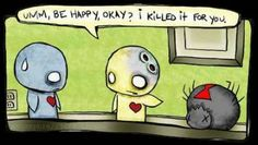 I love Po and Zi. Totally need someone in my life like this, but please don't die.