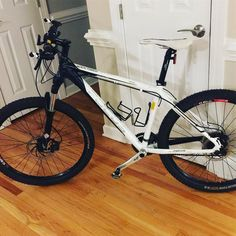 Completely psyched about tonight's Craigslist acquisition. #newbike #gram