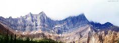 Banff Mountains, Canada Banff, Mount Everest, Canada, Mountains, Nature, Photography, Travel, Voyage, Viajes