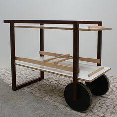 File Kitchen Island Bar, Wardrobe Rack, Console, Metal, Inspiration, Furniture, Design, Home Decor, Tea Trolley