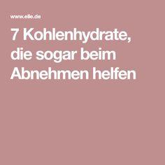 7 Kohlenhydrate, die sogar beim Abnehmen helfen