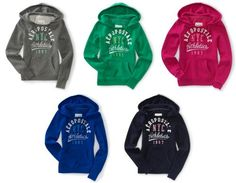 Aeropostale Womens Hoodie Sweatshirt - Style 1099 - http://cheune.com/a/12489771610125901