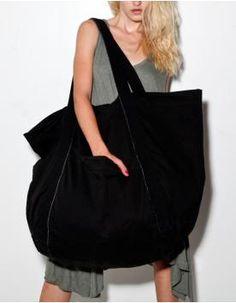i do love big bags...