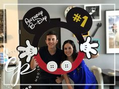 Photo booth frame last sail before the veil photo etsy mickey photo booth. Mickey Photo Booth, Mickey Mouse Backdrop, Mickey Mouse Birthday Decorations, Theme Mickey, Fiesta Mickey Mouse, Mickey Mouse Photos, Mickey Mouse Parties, Mickey Party, Disney Parties