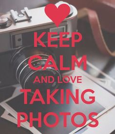 Photos are everything