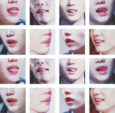 suga lips bts sexy