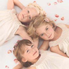 Trendy Wedding, blog idées et inspirations mariage ♥ French Wedding Blog: {concours} Gagnez les tenues de cortège pour vos enfants d'honneur