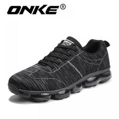 new styles bcec1 849fe Onke Men Running Shoes Spring Autumn Gym Training Sneakers Lightweight  Sports Runner Sneaker Damping Jogging Shoes