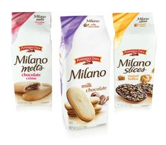 Before & After: Milano Cookies  - The Dieline -