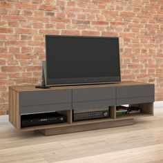 Shop Nexera  105142 Radar 60-in TV Stand at Lowe's Canada. Find our selection of tv stands at the lowest price guaranteed with price match + 10% off.