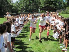 Camp Walden Team Sports