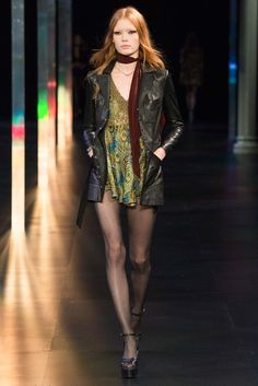Saint Laurent Spring 2015 Ready-to-Wear Collection Photos - Vogue