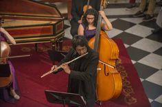 Domingos Musicales - Maestros del Barroco. Foto: Patricio Melo