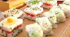 Maki-sushi Sushi, Ethnic Recipes, Food, Meals, Yemek, Eten