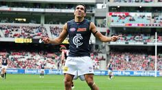 Eddie Betts—now an Adelaide Crow