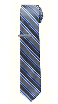 c2a3e89d89a8 Mens US Air Force Logo Blue Checked Military Tie Necktie -- Details ...