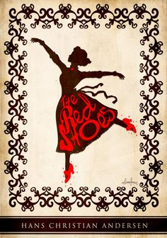 Any thoughts on the symbolism of red shoes in fairy tales, and/or ...