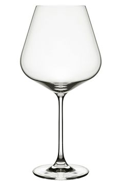 'Hong Kong Hip' Bordeaux Wine Glasses (Set of 6)