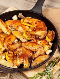 It's again and let's talk about one of my favorite go-to weeknight meals, this Whole Roasted Greek Chicken and Potatoes. Greek Chicken And Potatoes, Whole Roasted Chicken, Creamy Chicken, Greek Recipes, Whole 30 Recipes, Italian Recipes, Weeknight Meals, Easy Meals, Spatchcock Chicken