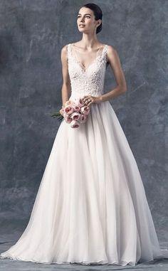 Wedding dress idea; Featured: Watters