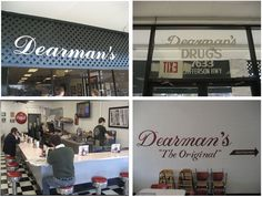 dearmans restaurant baton rouge -   Best Hamburger, fries and homeade dr. pepper you will find!!!