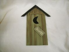 Amazon.com: Nature Calls Reversable Occupied Wooden Country Bath Outhouse Sign Bathroom Decor: Home & Kitchen