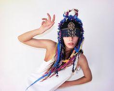 headdresses by UTHA https://www.etsy.com/ch-en/shop/UTHAhats