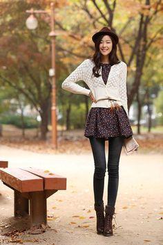 outfits chicas coreanas - Buscar con Google