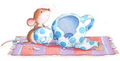 Gill Guile - professional children's illustrator, view portfolio