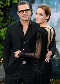 Hollywood ban: Angelina Jolie and Brad Pitt don't want their kids becoming actors, picture...