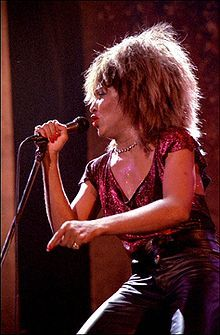 "Tina Turner (born Anna Mae Bullock; November 26, 1939) is an American singer and actress whose career has spanned more than 50 years. She has won numerous awards and her achievements in the rock music genre have led many to call her the ""Queen of Rock 'n' Roll"".[1][2] Turner started out her music career with husband Ike Turner as a member of the Ike & Tina Turner Revue.[3] Success followed with a string of hits including ""River Deep, Mountain High"" and the 1971 hit ""Proud Mary"". With the pub..."