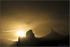 Juan V. Blanco - Fotografías: Solsticio de Invierno - Gran Canaria