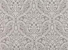 Chaumont Pewter - Madigan - Decorative Weave : Designer Fabrics & Wallcoverings, Upholstery Fabrics