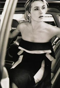Kate Winslet - I've always seen her as one of the classiest ladies out there. (Mario Testino Photography)