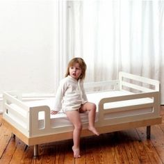 Toddler's bed!