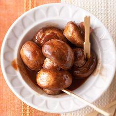 Hoisin-Garlic Mushrooms.  #Food #Comida #Healthy #Saludable #Dinner #ForDinner #DinnerToNight #Breakfast #ForBreakfast #Supper #Cena #Recipes #Platillo #Nutrition #Nutricion #HealthyRecipes #ComidaSaludable #Photography #Pic #Picture #Foto #Fotografia #NewStuff #CosasNuevas #Interesting #Interesante #FotoDelDia  ========================   Rolando De La Garza Kohrs  http://About.Me/Rogako  ========================