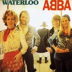 Carátula Frontal de Abba - Waterloo